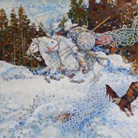 Скрип первого снега