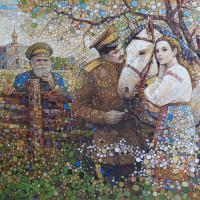 Молчание цветущей яблони